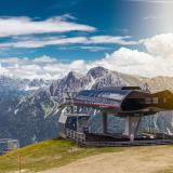 Kronplatz in South Tyrol