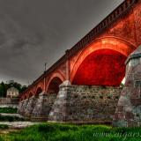 Old bridge in Kuldiga